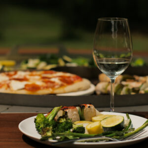 Entertain with the Gather Grill