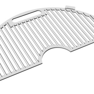 A bar grate accessory for the gather grill combo